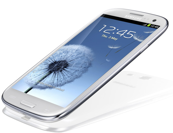 Samsung Galaxy S3: smartphone android super AMOLED