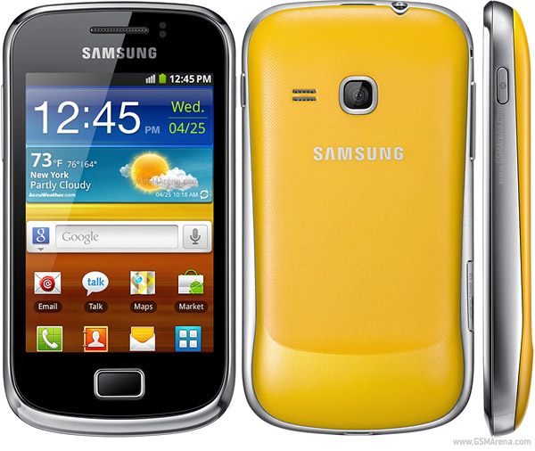 Samsung S6500 Galaxy Mini