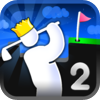 Super Stickman Golf 2 - Noodlecake Studios Inc: app gioco iphone