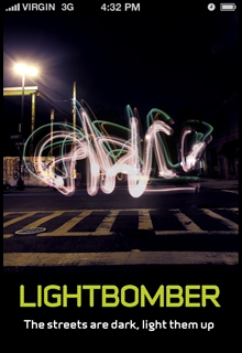 App LightBomber: scattare foto con la tecnica del light painting