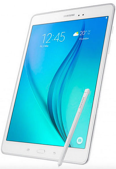 Samsung Galaxy Tab A Plus con S Pen, il tablet da 9,7 pollici